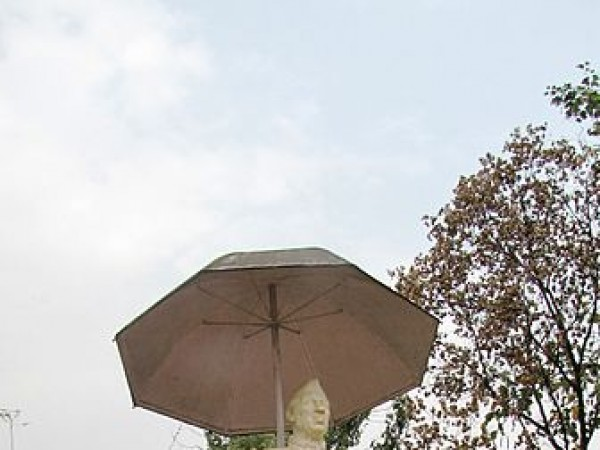 Itanagar photos, Jawaharlal Nehru Museum - Statue of Nehru