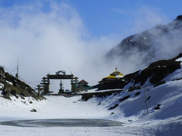 Tawang photos, Sela Pass - sela-pass