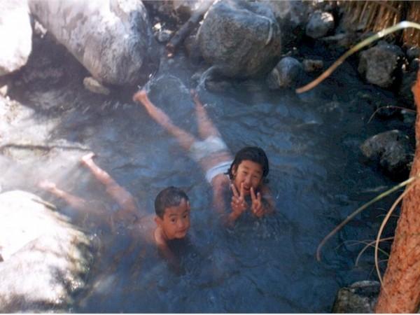 Tezu photos, Hot Spring - hot spring