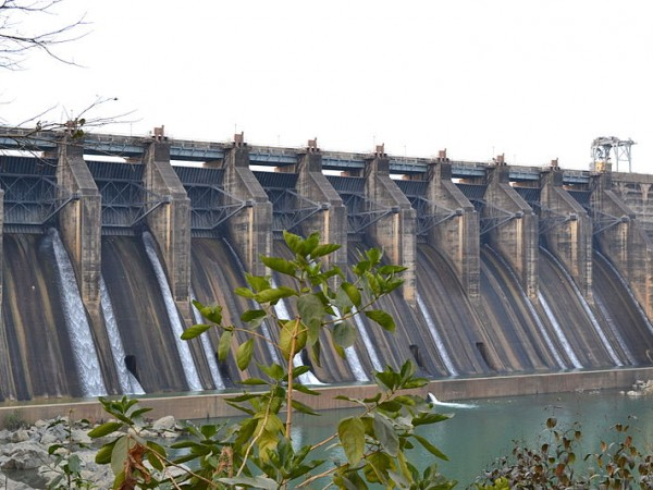 Dhanbad photos, Maithon Lake - Maithon dam