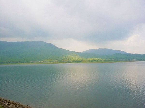 Jamshedpur photos, Dimna Lake - view of the lake