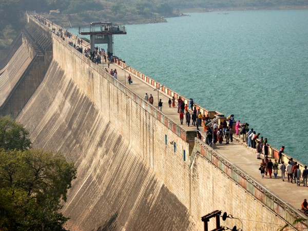 Dumka photos, Massanjore Dam - Dam