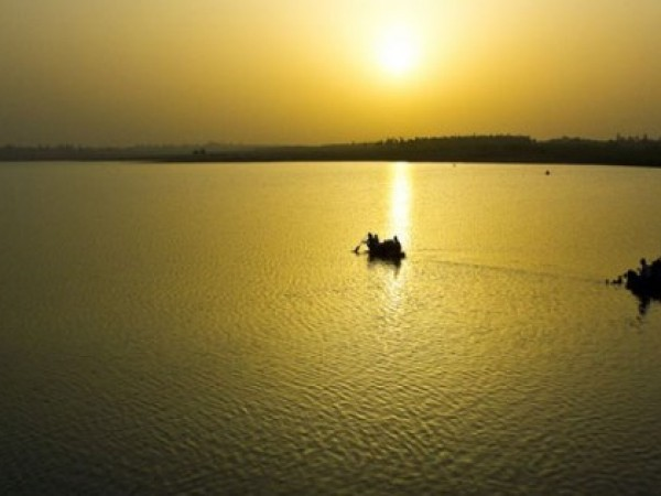 Giridih photos, Lake