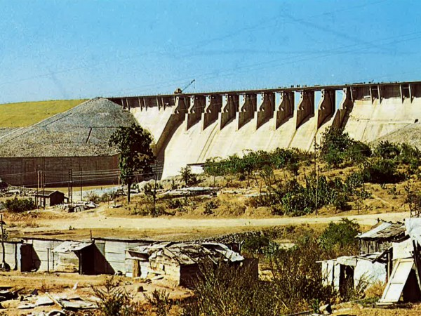 Hazaribagh photos, Konar Dam - A Distant View