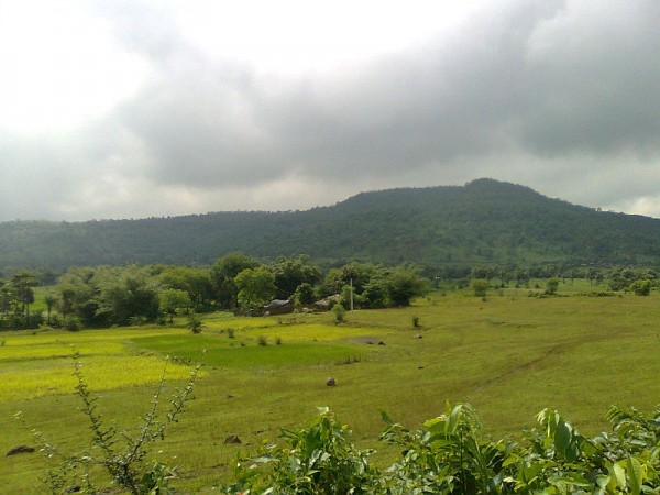 Sahebganj photos, Rajmahal - Hill View