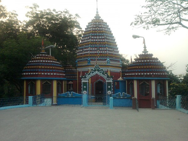 Ramgarh photos, Dakshina Kali temple