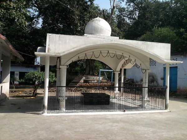 Ramgarh photos, Gandhi Samadhi