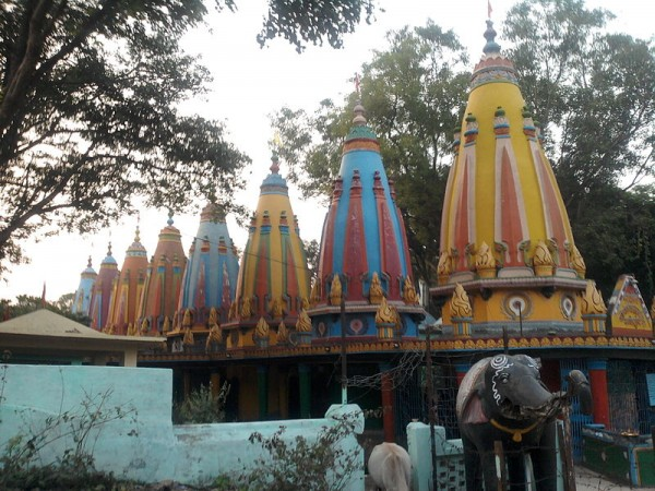 Ramgarh photos, Mahavidya Temple