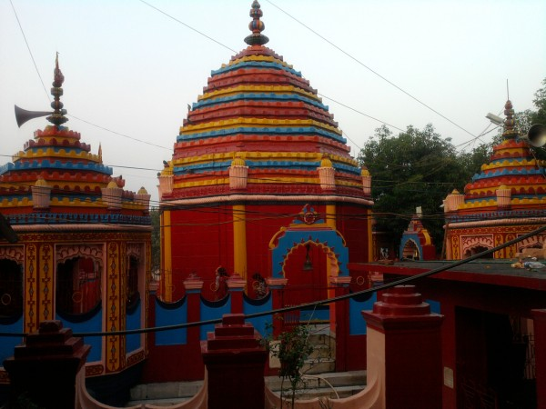 Ramgarh photos, Rajrappa Mandir - A fantastic view