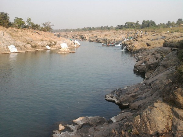 Ramgarh photos, Rajrappa Mandir - View of Damodar River