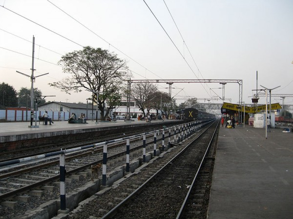 Bokaro photos, Railway station