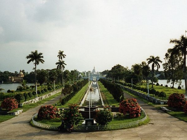 Agartala photos, Ujjayanta Palace - A distant view