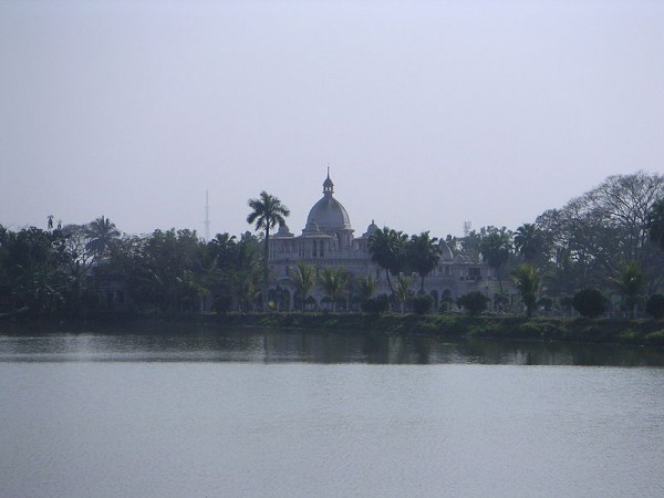 Agartala photos, Ujjayanta Palace - A beautiful view