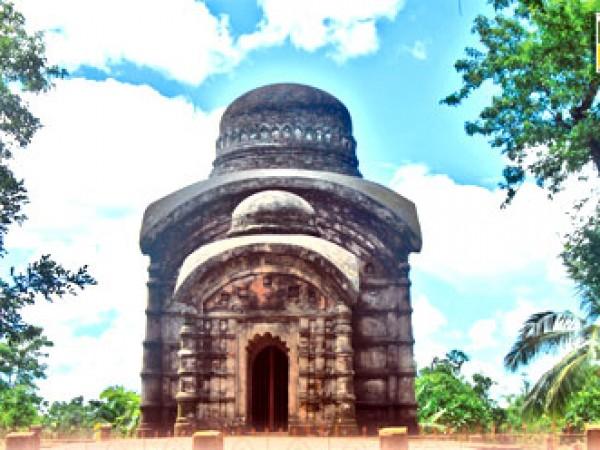 Udaipur-Tripura photos, Bhuvaneswari Temple - View of the temple