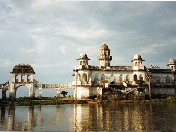Agartala photos, Neermahal - Beautiful loaction of Mahal