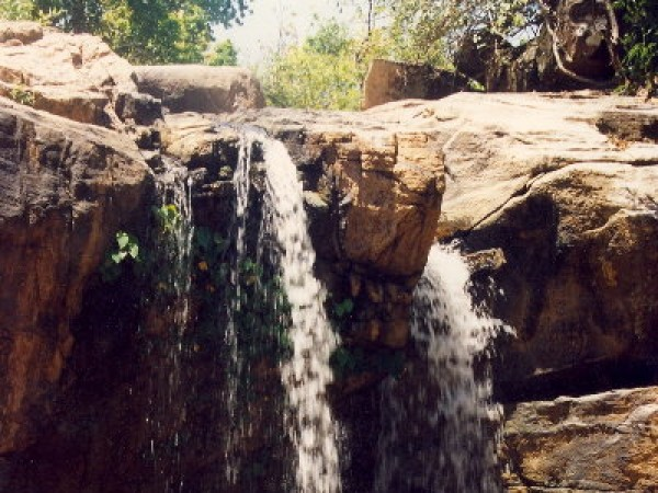Jashpur photos, Waterfalls in Jashpur - Bhringraj Waterfalls