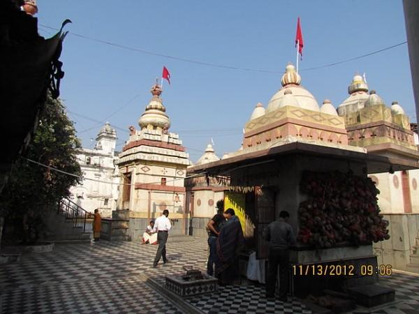 Raipur photos, Doodhadhari Monastery - Outer View