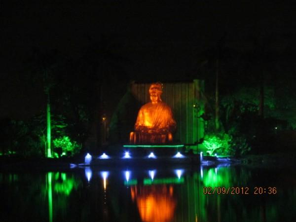Raipur photos, Vivekananda Sarovar - Vivekananda Statue