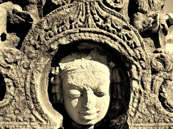 Sirpur photos, Laxman Temple - Close-up