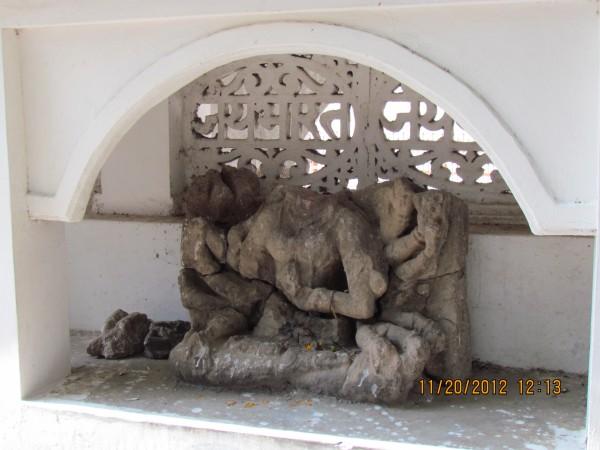 Sirpur photos, Gandheswar Temple - Ruins