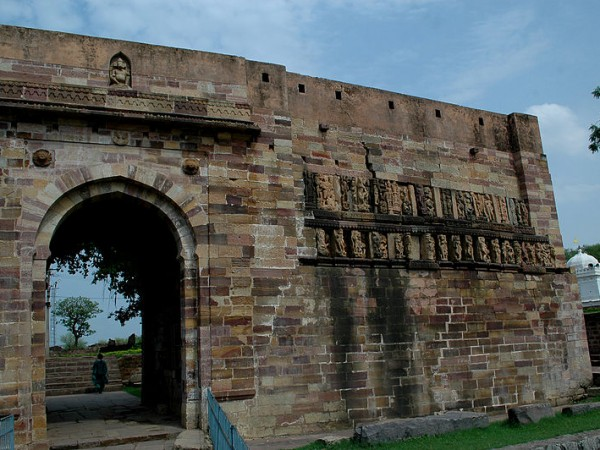 Bilaspur photos, Ratanpur - Fort at Ratanpur