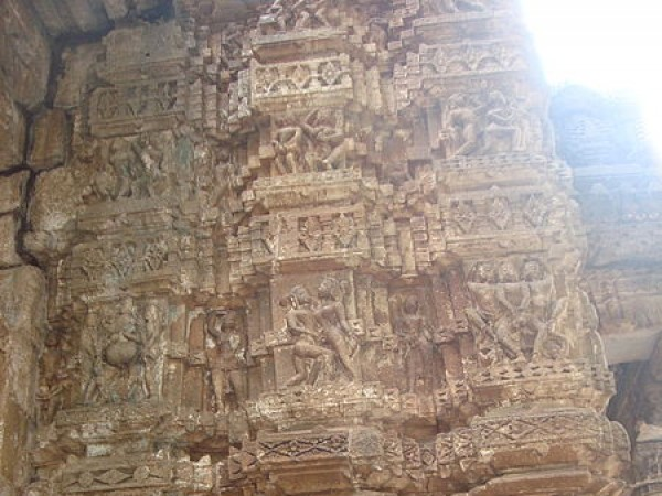 Kabirdham photos, Bhoramdeo temple - Intricacy
