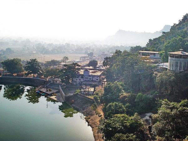 Rajnandgaon photos, Dongargarh - Panoramic View