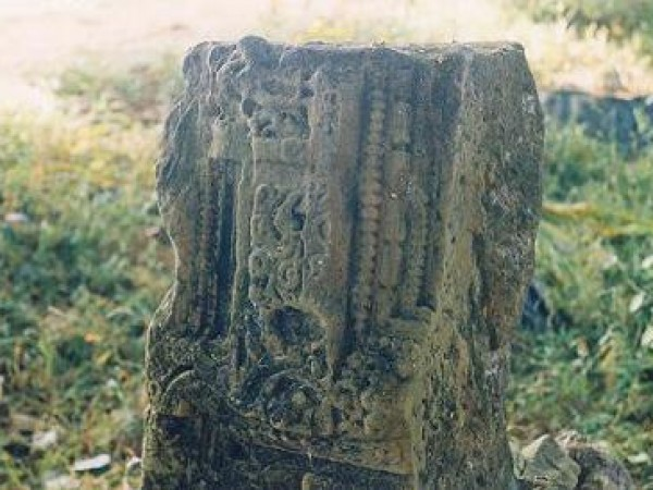 Surguja photos, Deepadih - Carved out rock