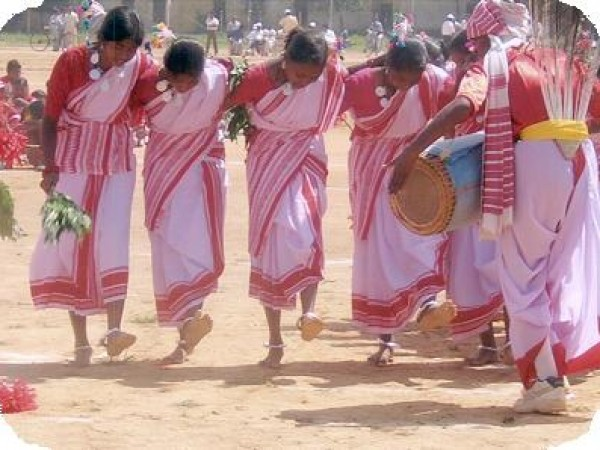 Surguja photos, Folk dance