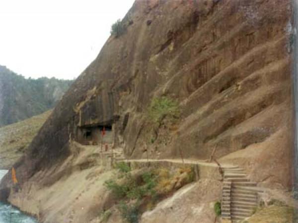 Pathankot photos, Shahpur Kandi Fort - Ruins of the fort