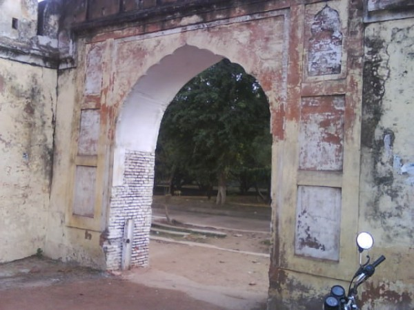 Fatehgarh Sahib photos, Aam Khas Bagh - A view of the entrance