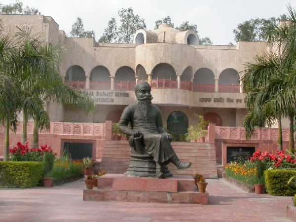 Ludhiana photos, Maharaja Ranjit Singh War Museum - A front view of Museum