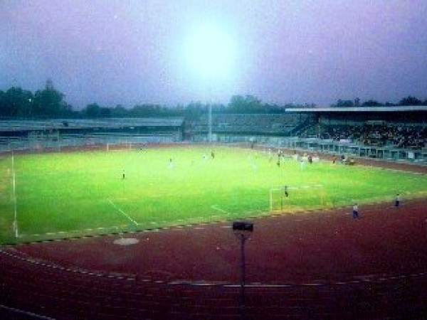 Ludhiana photos, Guru Nanak Stadium - A View of the stadium