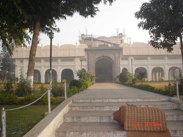 Ludhiana photos, Gurudwara Manji Sahib - A front view