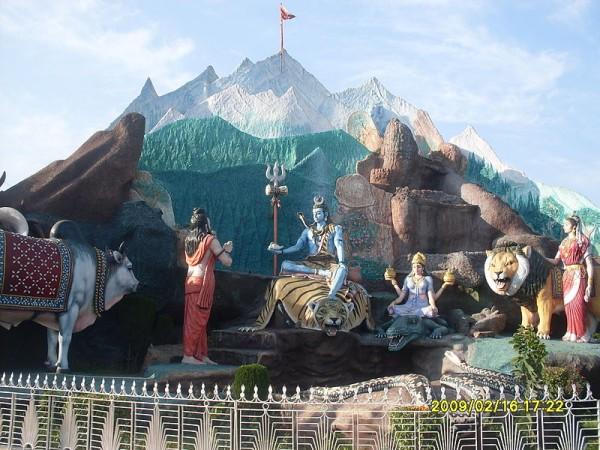 Jalandhar photos, Devi Talab Mandir - Dedicated to Lord Shiva
