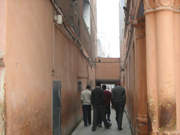 Jallianwala Bagh photos, A passage