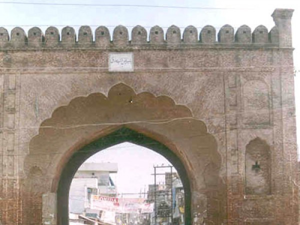 Panipat photos, Salar Gunj Gate - View of the Gate