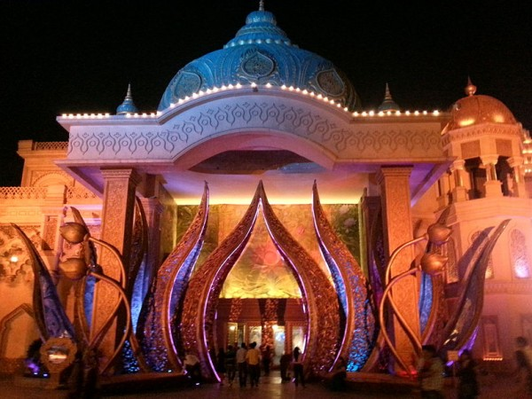 Gurgaon photos, Kingdom of Dreams - Entrance to Culture Gully