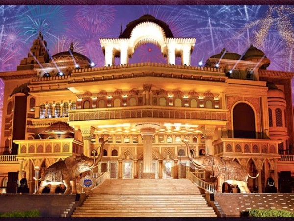 Gurgaon photos, Kingdom of Dreams - Nautanki Mahal