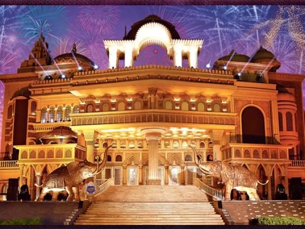 Gurgaon photos, Kingdom of Dreams - Nautanki Mahal
