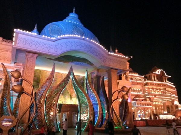 குர்கான் புகைப்படங்கள் - கனவுகளின் இராச்சியம் - நௌடன்கி மஹால்ஆடிட்டோரியம்