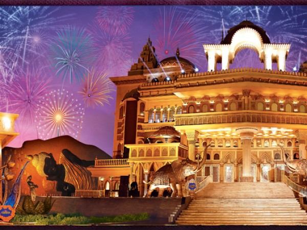 Gurgaon photos, Kingdom of Dreams - The Kingdom