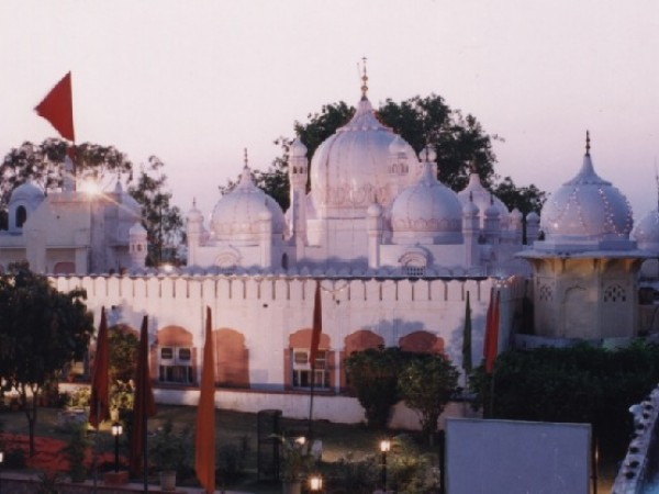 Panchkula photos, Mansa Devi Temple - Front View