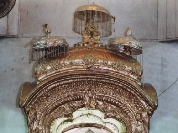 Panchkula photos, Mansa Devi Temple - Idol