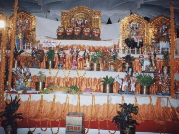 Panchkula photos, Mansa Devi Temple - Nav Durga