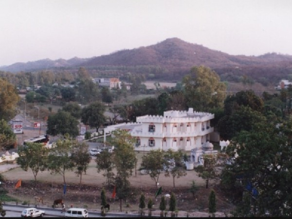 Panchkula photos, Mansa Devi Temple - Panoramic View
