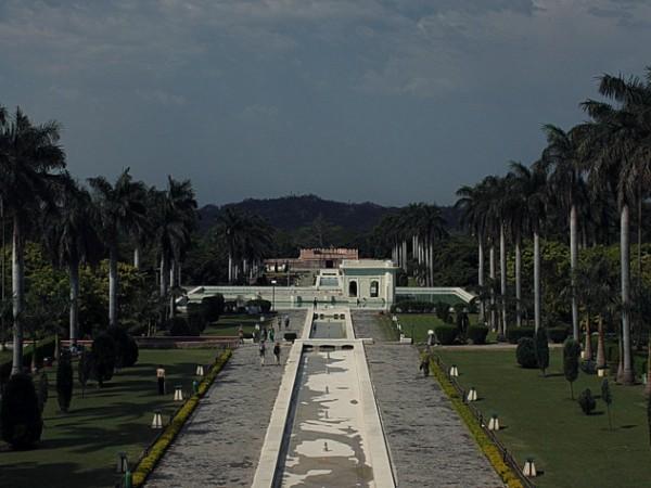 Panchkula photos, Yadavindra Garden Pinjore - Architecture