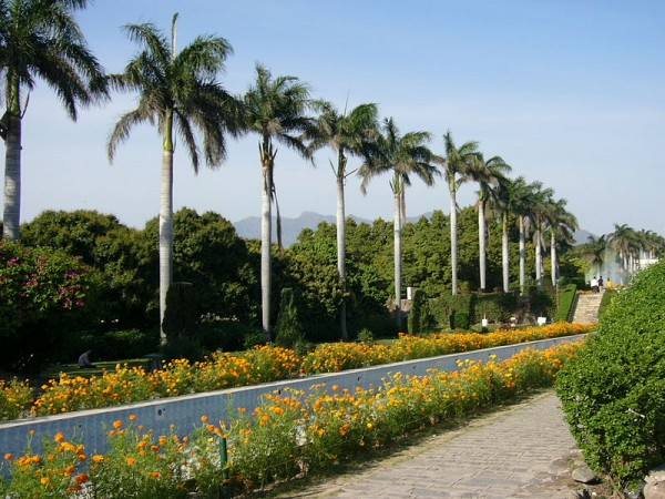 Panchkula photos, Yadavindra Garden Pinjore - Mesmerising view