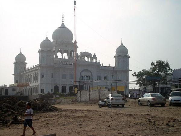 Panchkula photos, Nada Sahib - Gurudwara