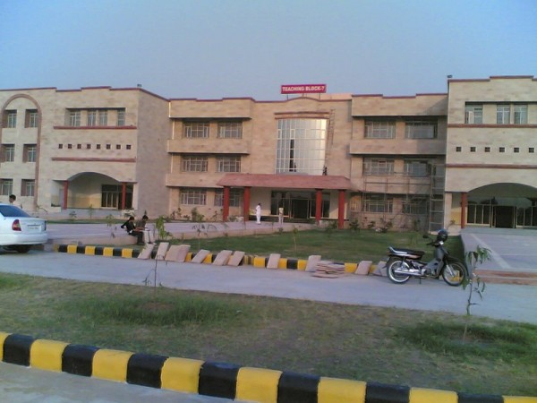 Hisar photos, Teaching Block
